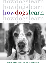 How Dogs Learn book
