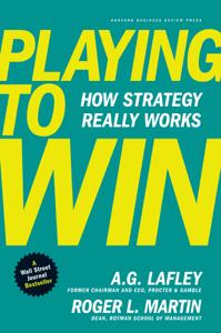 Playing to Win Copertina del libro