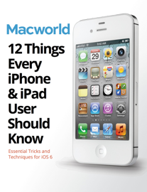 12 Things Every iPhone & iPad User Should Know book