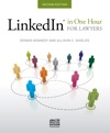 LinkedIn In One Hour For Lawyers Second Edition