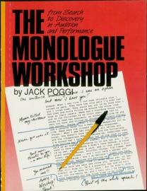 THE MONOLOGUE WORKSHOP