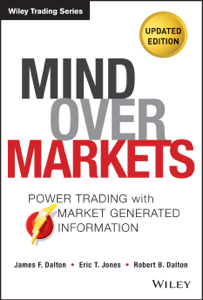 Mind Over Markets Copertina del libro