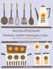 Recettes d'entremets, charlottes, soufflés, pannequets, crêpes…