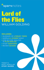 Lord of the Flies SparkNotes Literature Guide book