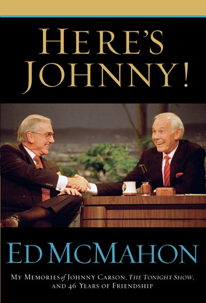 Here's Johnny! - Ed McMahon book cover