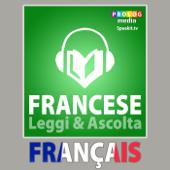 Francese   Leggi & Ascolta   Frasario, Tutto audio (55003) Book Cover