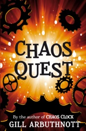 Download and Read Online Chaos Quest