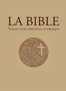 La Bible – traduction officielle liturgique La couverture du livre martien