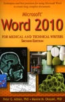 Microsoft Word 2010 For Medical And Technical Writers Second Edition