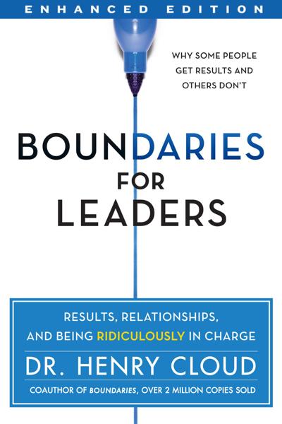 Boundaries for Leaders (Enhanced Edition) (Enhanced Edition)