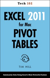Excel 2011 for Mac Pivot Tables - Tim Hill
