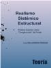 Luis Dallanegra Pedraza - Realismo sistémico estructural grafismos
