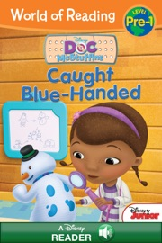 World Of Reading Doc Mcstuffins Caught Blue Handed