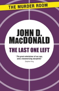 The Last One Left Book Cover