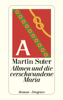 Martin Suter - Allmen und die verschwundene María Grafik