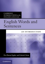 Download and Read Online English Words and Sentences