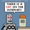 There Is A Cat On The Internet