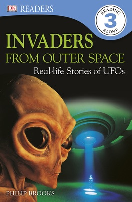 DK Readers L3: Invaders From Outer Space (Enhanced Edition)