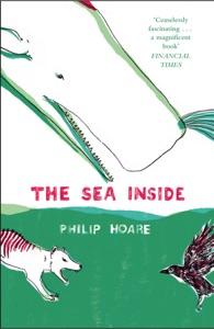 The Sea Inside di Philip Hoare Copertina del libro