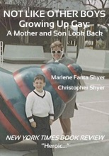 Not Like Other Boys, Growing Up Gay By Marlene Fanta Shyer And Christopher Shyer