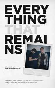 Everything That Remains Copertina del libro