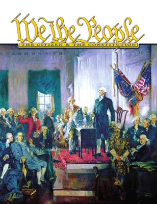 We the People - Center for Civic Education book