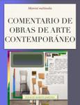 Comentario de obras de arte contemporáneo