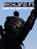 Richland F1's Grand Prix Guide 2013/14