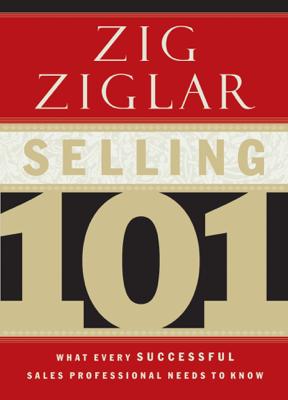 Selling 101 - Zig Ziglar book