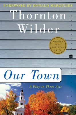 Our Town - Thornton Wilder book