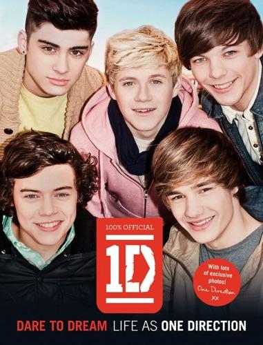 One Direction: Dare to Dream E-Book Download