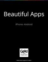Beautiful Apps