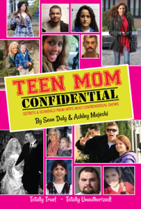 Teen Mom Confidential Book Cover