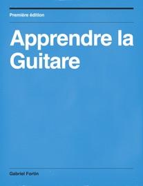 Apprendre la Guitare - Gabriel Fortin