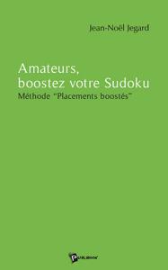 Amateurs, boostez votre Sudoku La couverture du livre martien