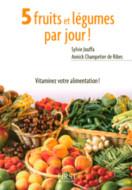 Petit livre de - 5 fruits et légumes par jour !
