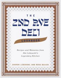 The Second Avenue Deli Cookbook book