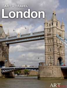 Art + Travel: London Book Review