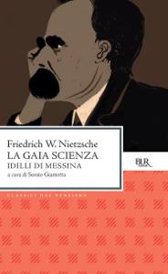 La gaia scienza Copertina del libro
