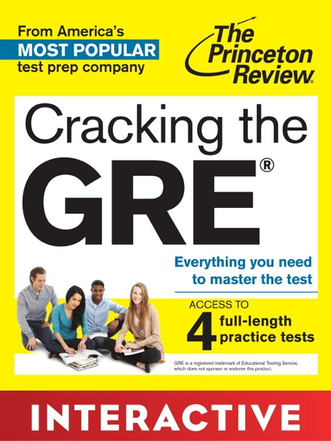 Cracking the GRE Premium Edition with 6 Practice Tests, (Graduate School Test Preparation) [Princeton Review] on conbihaulase.cf *FREE* shipping on qualifying offers. THE ALL-IN-ONE SOLUTION FOR YOUR HIGHEST POSSIBLE SCORE! Get all the prep you need to score a perfect on the GRE with The Princeton Review.