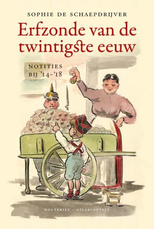 Erfzonde van de twintigste eeuw - Sophie De Schaepdrijver