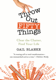 Throw Out Fifty Things book