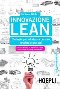 Innovazione Lean Copertina del libro