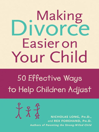 Making Divorce Easier On Your Child