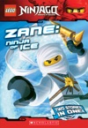 LEGO Ninjago Chapter Book Zane Ninja Of Ice