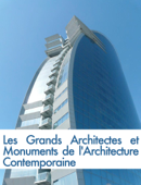 Les grands architectes et monuments de l'architecture contemporaine