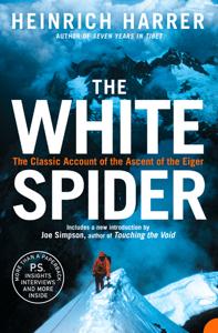 The White Spider Copertina del libro