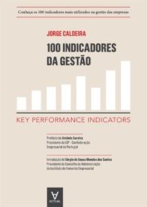 100 Indicadores da Gestão - Key Performance Indicators Book Cover