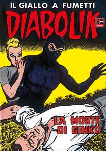 DIABOLIK #40 Libro Cover