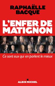 L'Enfer de Matignon La couverture du livre martien